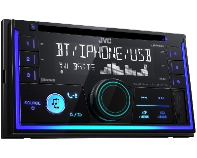 JVC KW-R930BT  2-DIN CD-ресивер